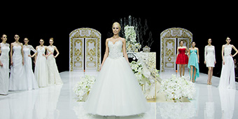 Moscow Bridal Weekend 2015